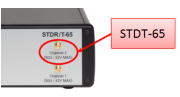 Time domain transmission measurement module STDT-65 (extension for Sequid time domain reflectometer STDR-65)